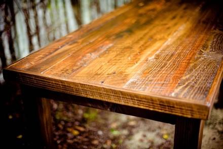 Meubel hout beschermen