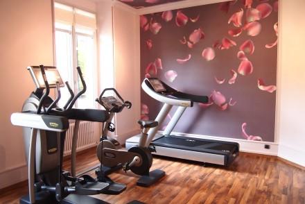 fitnesskamer in huis
