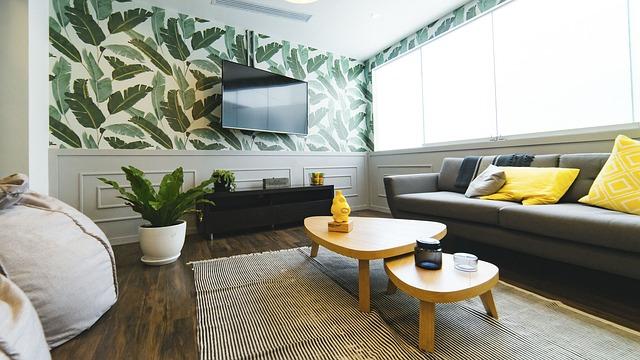 Tips Inrichting Woonkamer : Tips voor het inrichten van je woonkamer met een klein budget