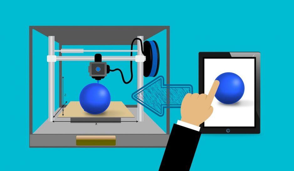 Prusa-printer