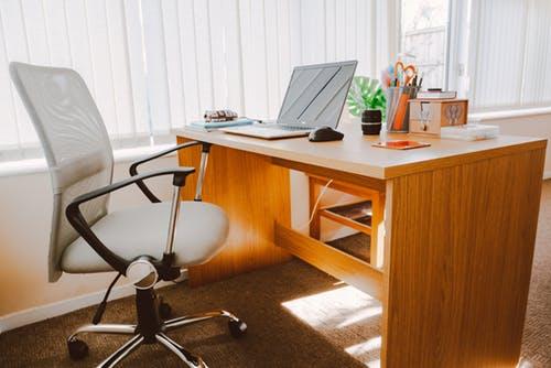 ergonomische bureaustoel voor thuiswerkers