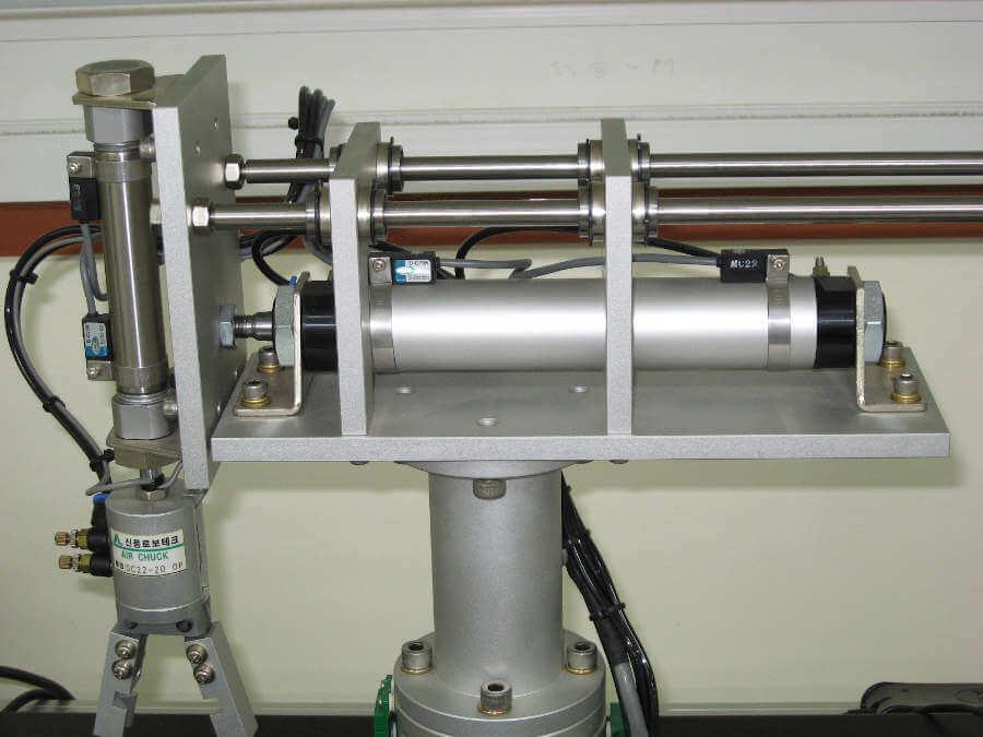pneumatische cilinders