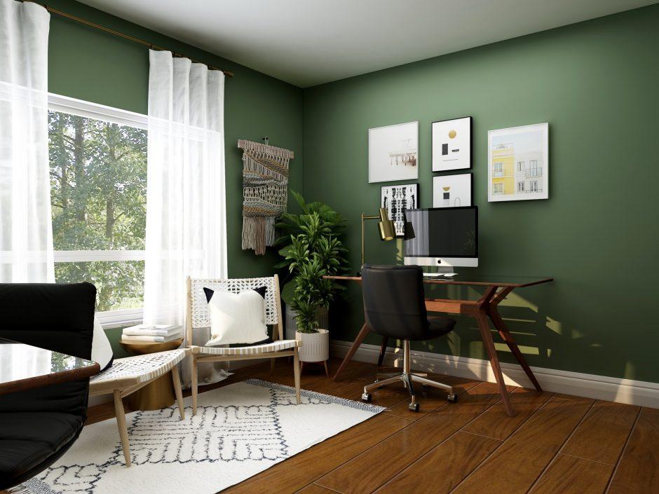 Bureau-stoel